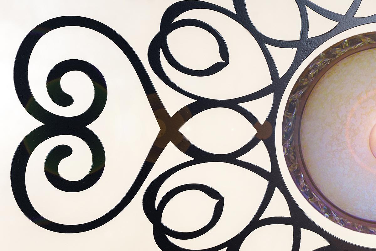 シーリングメダリオン,メダリオン,天井装飾,デコレーション,インテリア,ウォールアート,ウォールデコ,ロートアルミ,アイアン