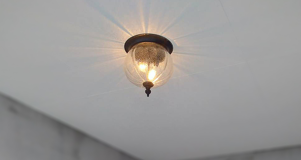 天井照明,シーリングライト,輸入住宅
